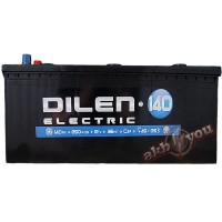 Dilen Electric (6 CT-140) 140Ah-850Aen L+