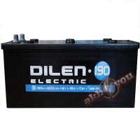 Dilen Electric (6 CT-190) 190Ah-1200Aen L+