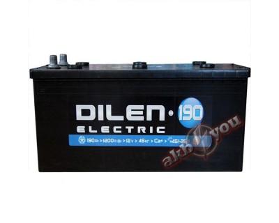 Dilen Electric (6 CT-190) 190Ah-1200Aen L+ - фото 1