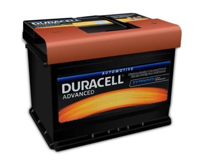 Duracell Advance DA 60T 60Ah-540Aen (h-175) R+ - фото 1