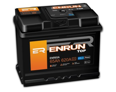 Enrun Top 65Ah-620Aen R+ (h-175) - фото 1