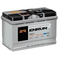 Enrun Standart 75Ah-740Aen R+