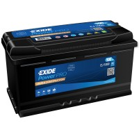 Exide Power PRO Agri & Construction EJ1000 6 CT-100Ah-850Aen R+