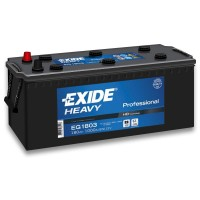 Exide Heavy Professional EG1803 (6 CT-180) 180Ah-1000Aen L+