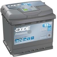 Exide Premium EA530 (6 CT-53) 53Ah-540Aen R+