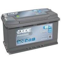 Exide Premium EA852 (6 CT-85) 85Ah-800Aen R+ (h-175)