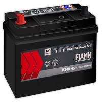 Fiamm Black Titanium B24X 45 7905171 (6 CT-45) 45Ah-360Aen L+