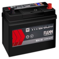 Fiamm Black Titanium B24 45 7905170 (6 CT-45) 45Ah-360Aen R+
