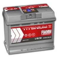 Fiamm Titanium Pro L1B-50 7905144 (6 CT-50) 50Ah-520Aen R+ h-175