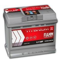 Fiamm Titanium Pro L1 54P 7905145 (6 CT-54) 54Ah-520Aen R+