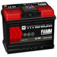 Fiamm Black Titanium L2-60 7905178 (6 CT-60) 60Ah-510Aen R+