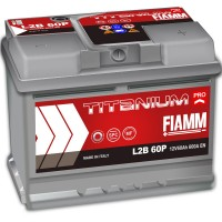 Fiamm Titanium Pro 60Ah-600A(EN) (0) R+