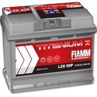 Fiamm Titanium Pro L2X-60P 7905148 (6 CT-60) 60Ah-540Aen L+
