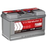 Fiamm Titanium Pro L3 74P 7905154 (6 CT-74) 74Ah-680Aen R+