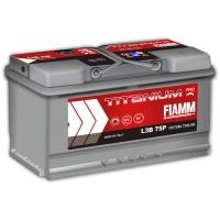 Fiamm Titanium Pro L3B 75P 7905156 (6 CT-75) 75Ah-730Aen R+ (h=175) - фото 2