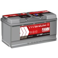 Fiamm Titanium Pro L5 100P 7905160 (6 CT-100) 100Ah-870Aen R+ - фото 3