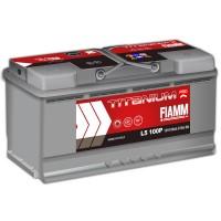 Fiamm Titanium Pro L5 100P 7905160 (6 CT-100) 100Ah-870Aen R+