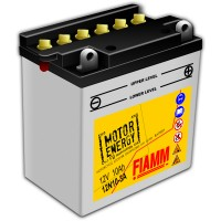 Fiamm Motor Energy FB Technology 12N10-3A 7904444 12V 10Ah R+
