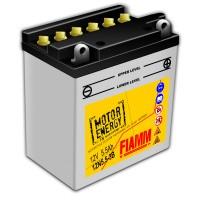 Fiamm Motor Energy FB Technology 12N5.5-3B 7904454 12V 5.5Ah R+
