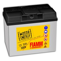 Fiamm Motor Energy FB Technology 53030  7904462 12V 30Ah R+