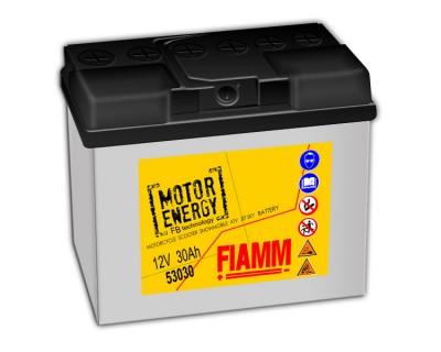 Fiamm Motor Energy FB Technology 53030  7904462 12V 30Ah R+ - фото 1