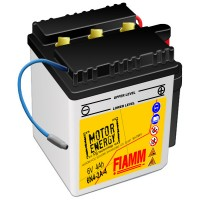 Fiamm Motor Energy FB Technology 6N4-2A-4  7904464 6V 4Ah R+