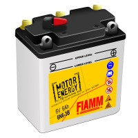 Fiamm Motor Energy FB Technology 6N6-3B  7904465 6V 6Ah R+