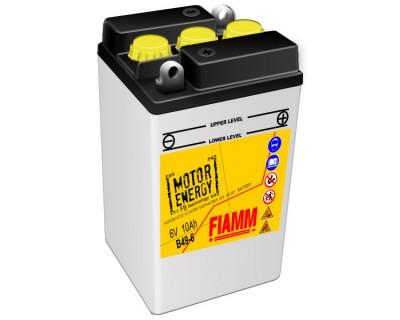Fiamm Motor Energy FB Technology B49-6  7904467 6V 10Ah L+ - фото 1