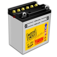 Fiamm Motor Energy FB Technology FB12A-A 7904447 12V 12Ah L+
