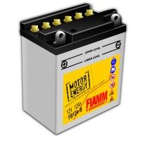 Fiamm Motor Energy FB Technology FB12A-B 7904449 12V 12Ah L+