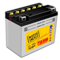 Fiamm Motor Energy FB Technology FB16B-A 7904455 12V 16Ah L+