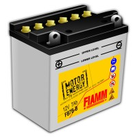 Fiamm Motor Energy FB Technology FB7B-B 7904453 12V 7Ah L+