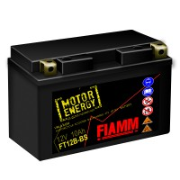 Fiamm Motor Energy AGM Technology FT12B-BS 7904486 12V 10Ah L+