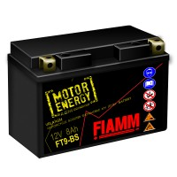 Fiamm Motor Energy AGM Technology FT9-BS 7904481 12V 8Ah L+