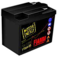 Fiamm Motor Energy AGM Technology FTR4A-BS 7904474 12V 2.3Ah R+
