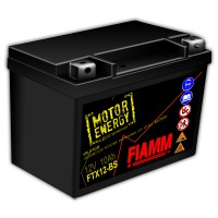 Fiamm Motor Energy AGM Technology FTX12-BS 7904488 12V 10Ah L+