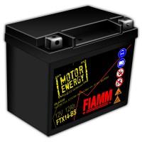 Fiamm Motor Energy AGM Technology FTX14-BS 7904489 12V 12Ah L+