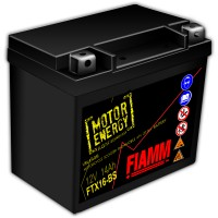 Fiamm Motor Energy AGM Technology FTX16-BS 7904491 12V 14Ah L+