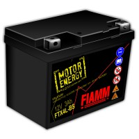 Fiamm Motor Energy AGM Technology FTX4L-BS 7904475 12V 3Ah R+