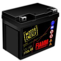 Fiamm Motor Energy AGM Technology FTX5L-BS 7904476 12V 4Ah R+