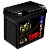 Fiamm Motor Energy AGM Technology FTX7L-BS 7904478 12V 6Ah R+
