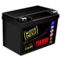 Fiamm Motor Energy AGM Technology FTX9-BS 7904483 12V 8Ah L+