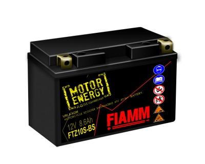 Fiamm Motor Energy AGM Technology FTZ10S-BS 7904482 12V 8.6Ah L+ - фото 1