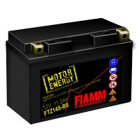 Fiamm Motor Energy AGM Technology FTZ14S-BS 7904490 12V 11.2Ah L+