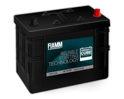 Fiamm Energy Cube RST CB-110 (6 CT-110) 110Ah-850Aen R+ - фото 1