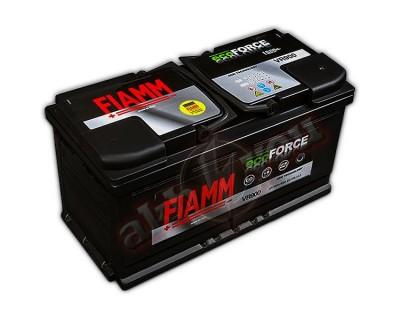 Fiamm Eco Fofce VR 900 AGM 590 500 090 (6 CT-90) 90Ah-900Aen R+ - фото 1