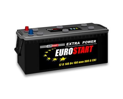 Westa EuroStart Extra Power (6 CT-140) 140Ah-900Aen L+ - фото 1