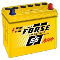 Forse Original Asia (6CT-55) 55Ah-480Aen R+