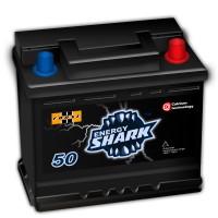 Forse Shark (6 CT-50) 50Ah-480Aen R+ (h-175)