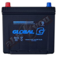 Global Premium Asia 85D26R (6 CT-80) 80Ah-650Aen L+